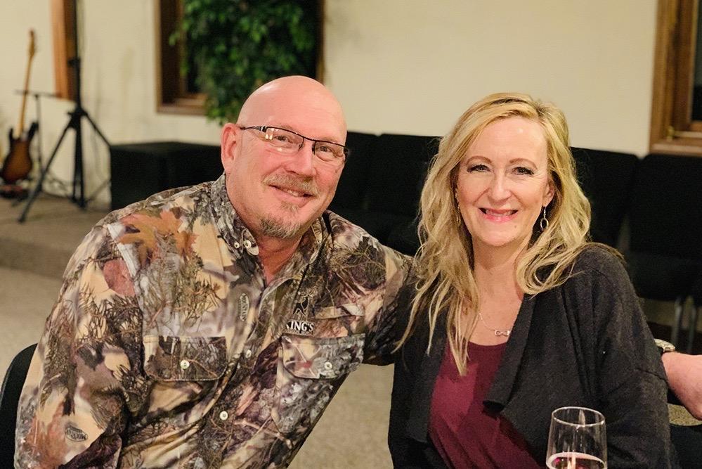 Greg & Lisa Helstrom