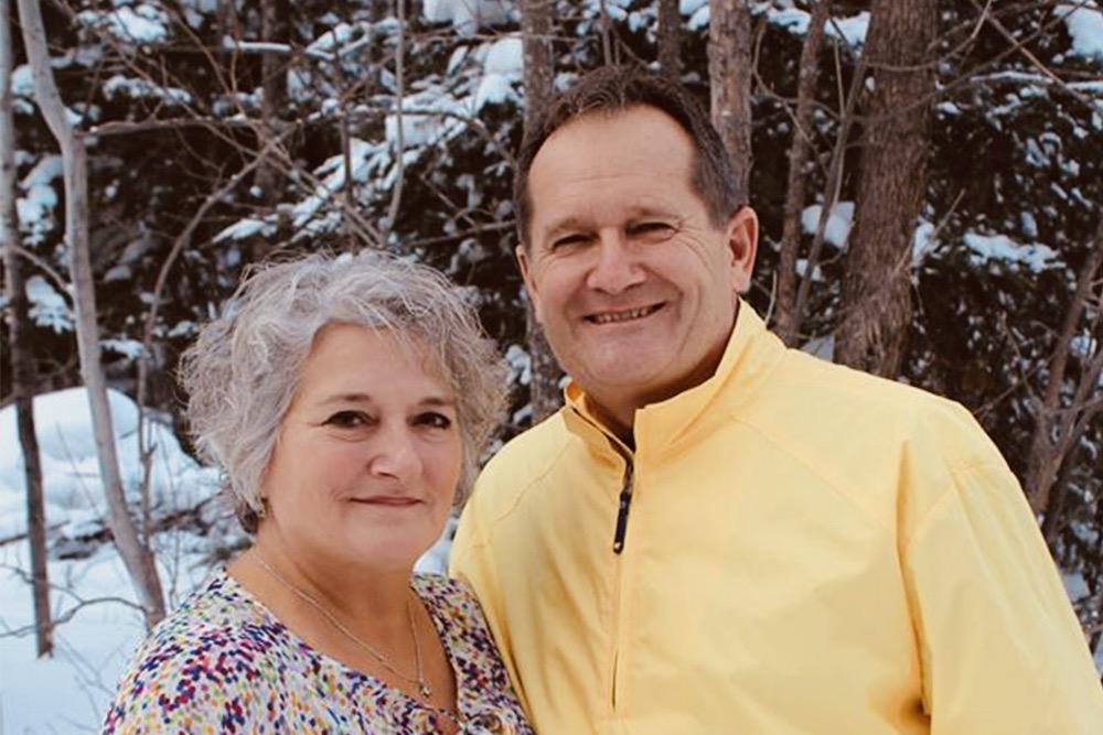 John & Julie Krhin