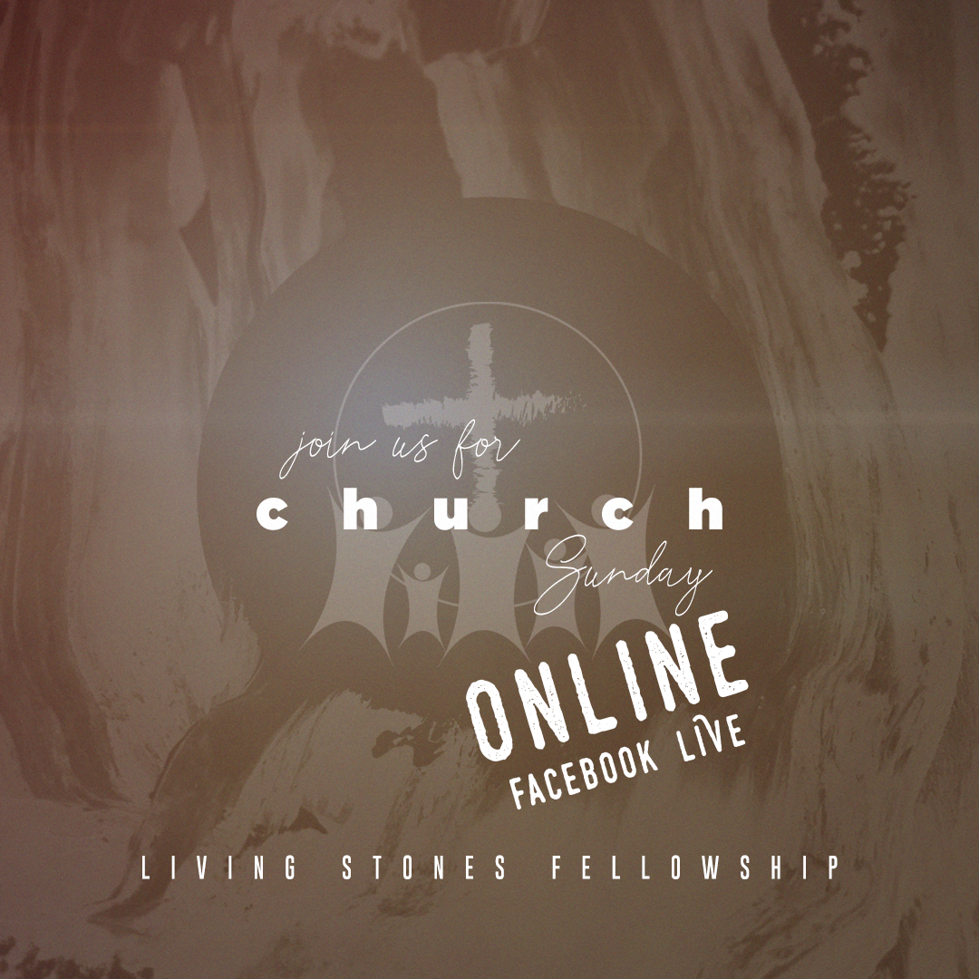 Join us for church Sunday facebook live